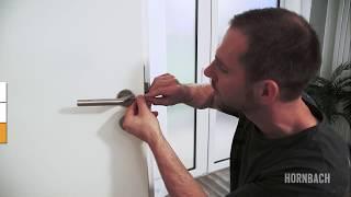 Montáž interiérových dverí