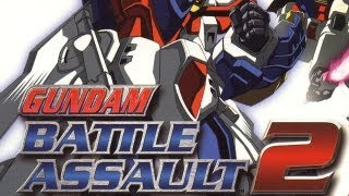 Classic Game Room - GUNDAM BATTLE ASSAULT 2 review for PS1