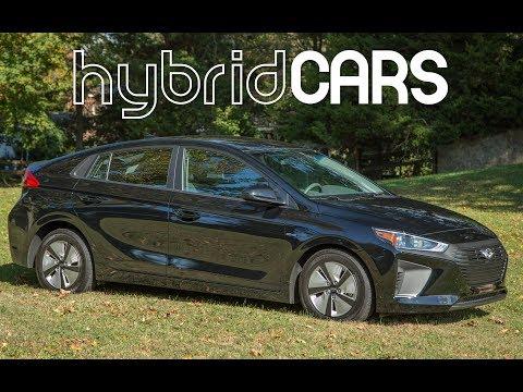 2018 Hyundai Ioniq Hybrid Review – HybridCars.com Review