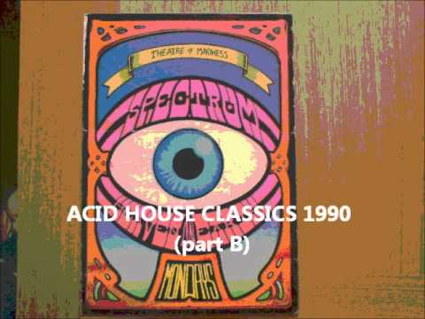 Acid house classics 1990 side b youtube for Acid house classics