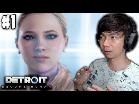 Masa Depan Manusia   Detroit Become Human   Indonesia   Part 1