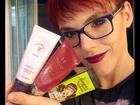 Review: BB creams coreanas Videos De Viajes