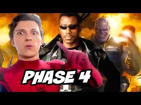 Avengers Phase 4 Blade Movie  Explained
