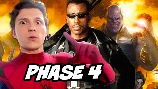 Avengers Phase 4 Blade Movie News Explained