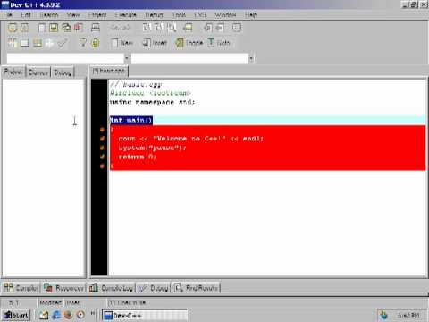 02-Basic Program Structure