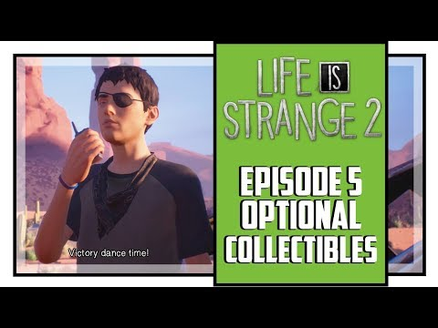 Life Is Strange 2 Episode 5 All Collectible Locations (Specks Of Dust Trophy)