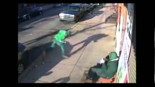 Violent Philly Shooting Caught on Video - Police seek help in finding suspect