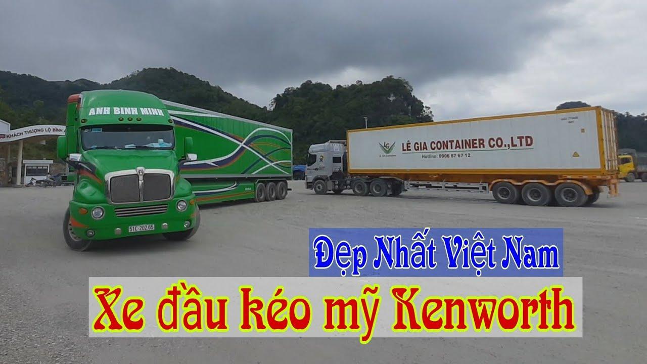 Xe Đầu Kéo Mỹ Kenworth T2000 Sx2004 Đẹp Nhất Việt Nam   Đầu Kéo – Phạm Quang Lại #23