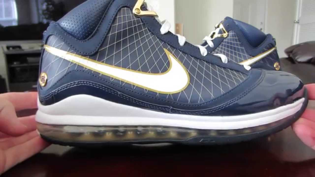 huge selection of 0b7c1 c14a1 Nike Air Max Lebron VII 7