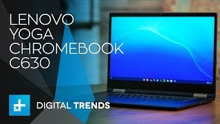 Lenovo Yoga Chromebook C630 Review