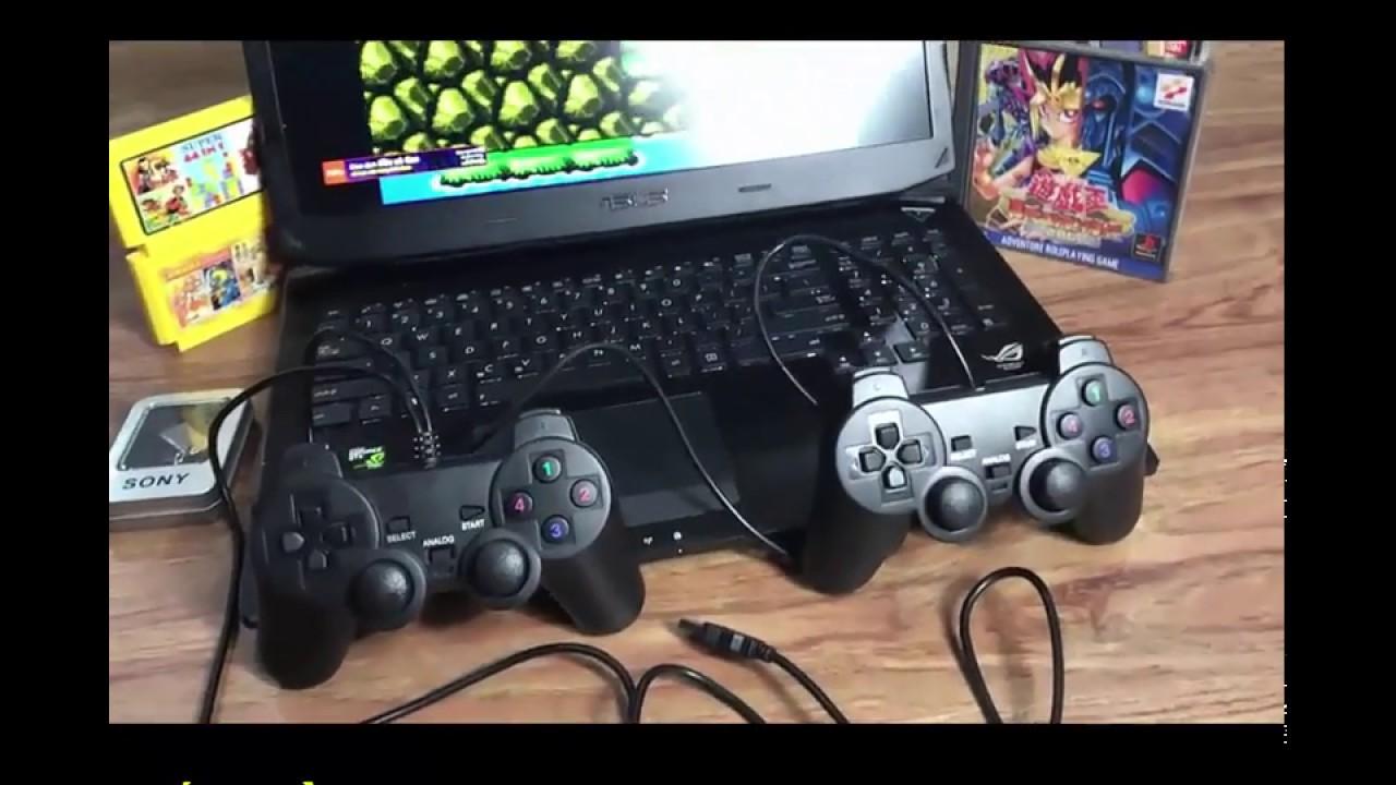 USB Chơi PS1 Trên Laptop, 4 nút, 6 nút, Snes, Gba Trên Máy Tính Gọn Nhẹ
