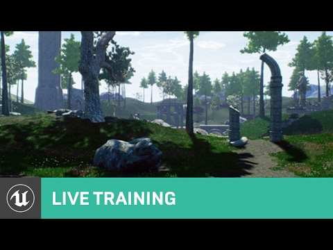 Getting Started with Landscapes | Live Training | Unreal Eng