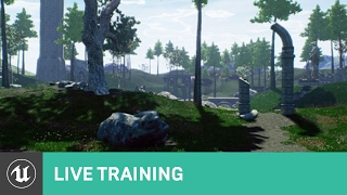 Getting Started with Landscapes | Live Training | Unreal Engine