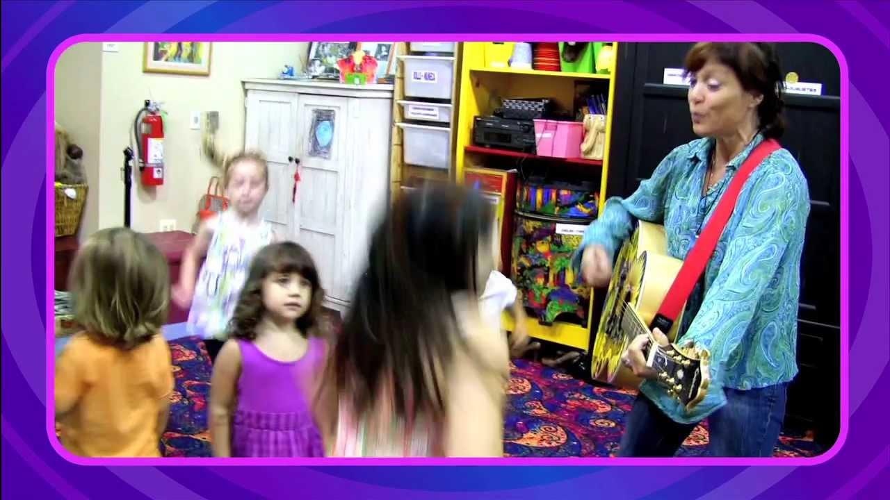 Miss Sherri's Honey Child Style Music Birthday Parties For Kids