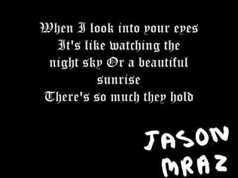 I won't Give up - Jason Miraz(lyrics