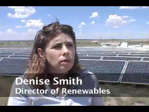 Springerville Generating Station Solar PV Array