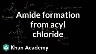 Amide Formation from Acyl Chloride