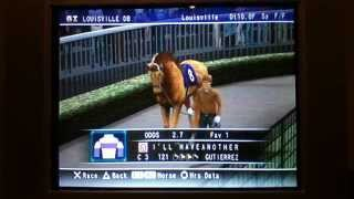 Gallop Racer '06: 2012 Kentucky Derby