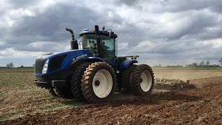 New Holland T9.450 4wd Tractor