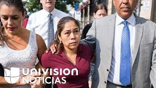 """""""Prometí que iba a volver"""": guatemalteca al ver a sus hijos tras separación en la frontera"""