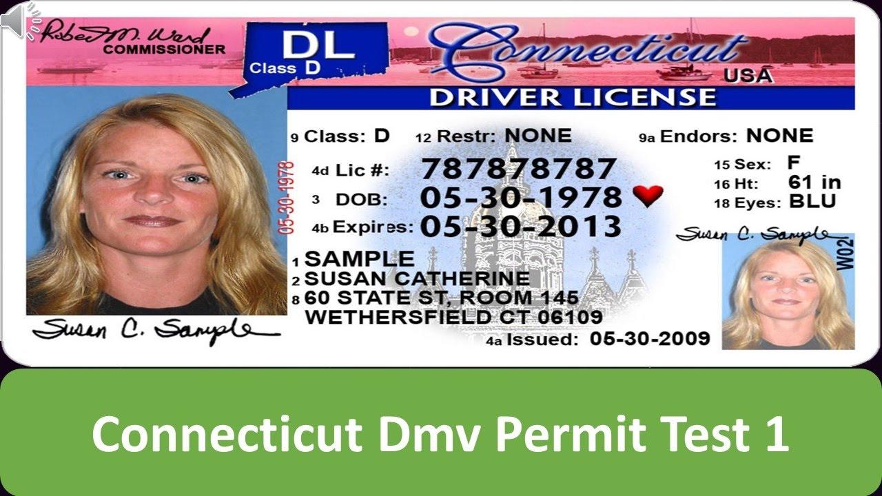 Free connecticut practice permit tests (ct) 2015 | dmv mcq.