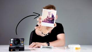 How to use a POLAROID CAMERA correctly Polaroid OneStep 2