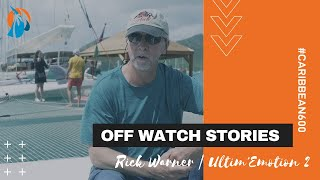 Off Watch Stories | The Coral Project | RORC Caribbean 600