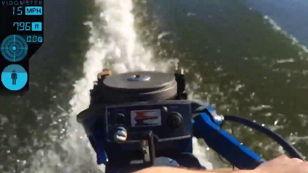Evinrude 9 5 Hp Sportwin Boat Test