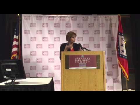 Ambassador Darci Vetter 03-30-16