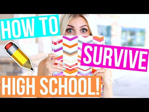How to Survive High School! | Aspyn Ovard
