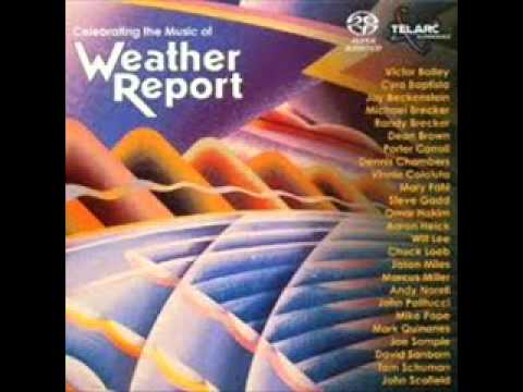 Weather Report tribute album-pursuit of the woman....