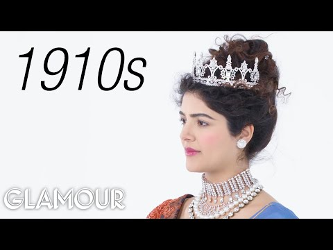100 Years of British Royal Fashion | Glamour
