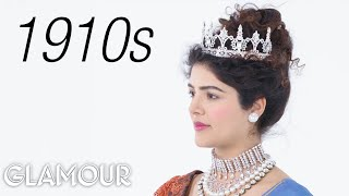 100 Years of British Royal Fashion | Glamour Video