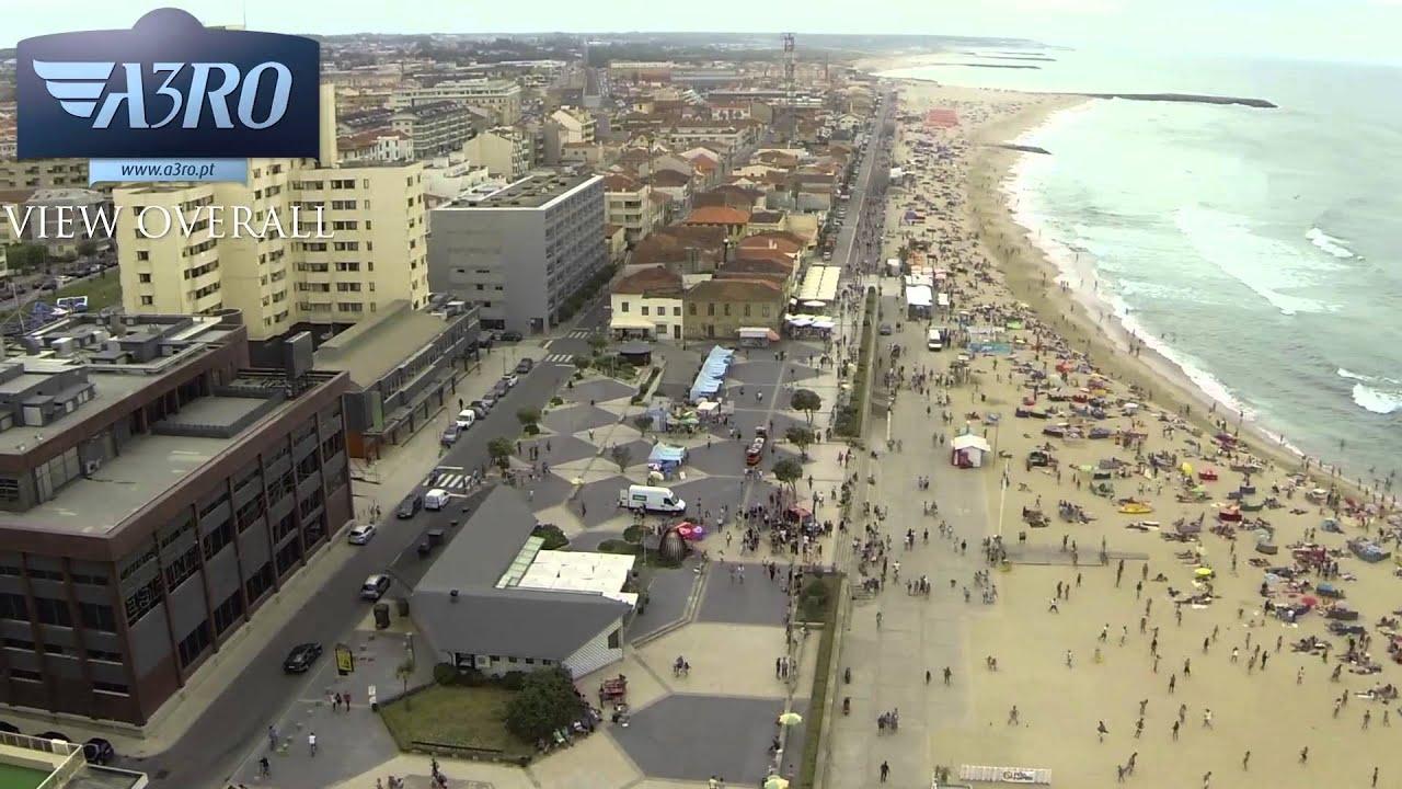 Espinho Portugal  city pictures gallery : A3RO | Praia de Espinho, Espinho, Portugal YouTube