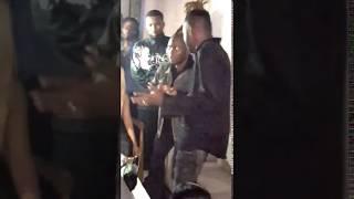 King Promise dances to KiDi's Odo