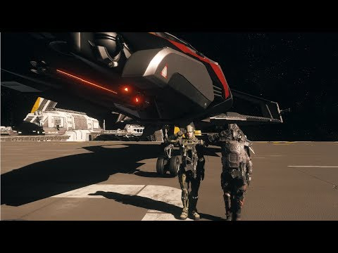 The Adventures of Mosquito and Bork | Star Citizen | 2.6.3 | Day 3