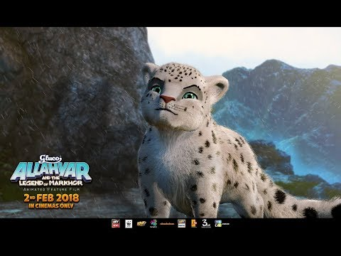 Trailer of Allahyar and The legend of Markhor | by 3rd world studios |Promotional Video|Extended