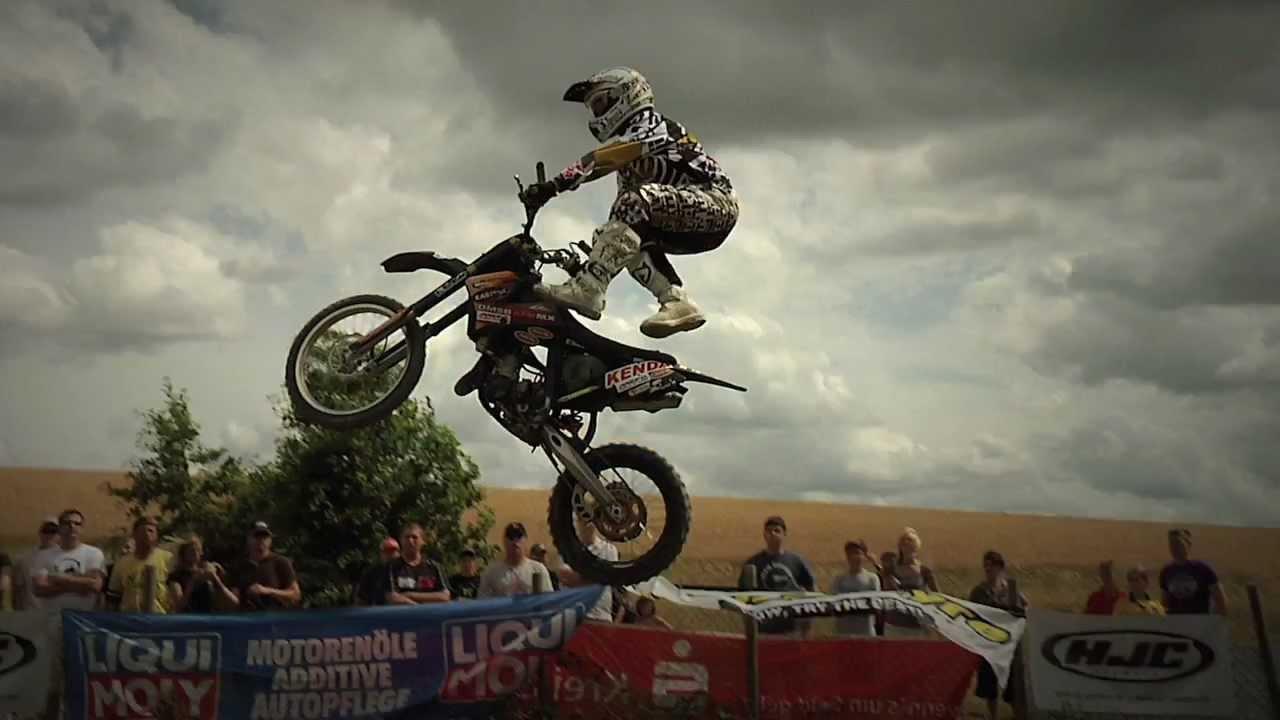 Luc Ackermann - Flight Club FMX Rider - Profile Video ...