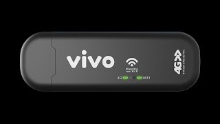 Modem 4 G Wi fi Vivo D link DWR - 910
