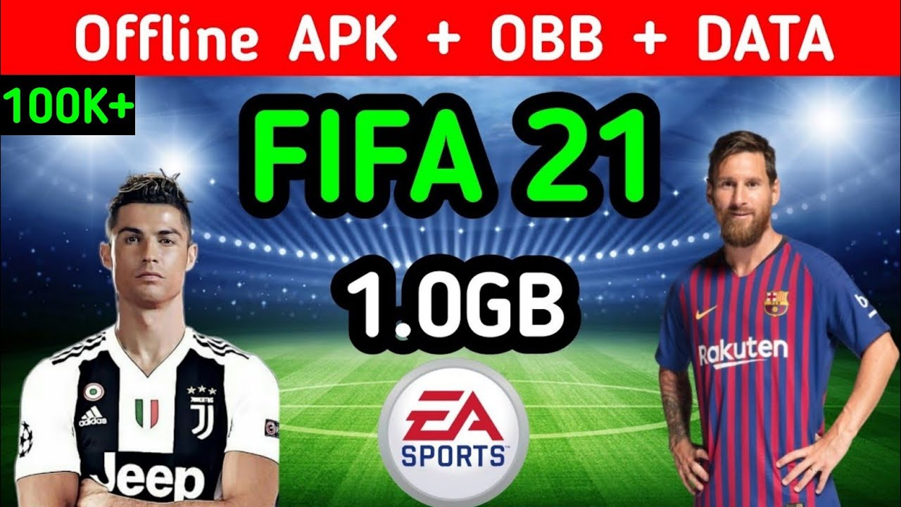 How to Download FIFA 21 APK+OBB+DATA on Android