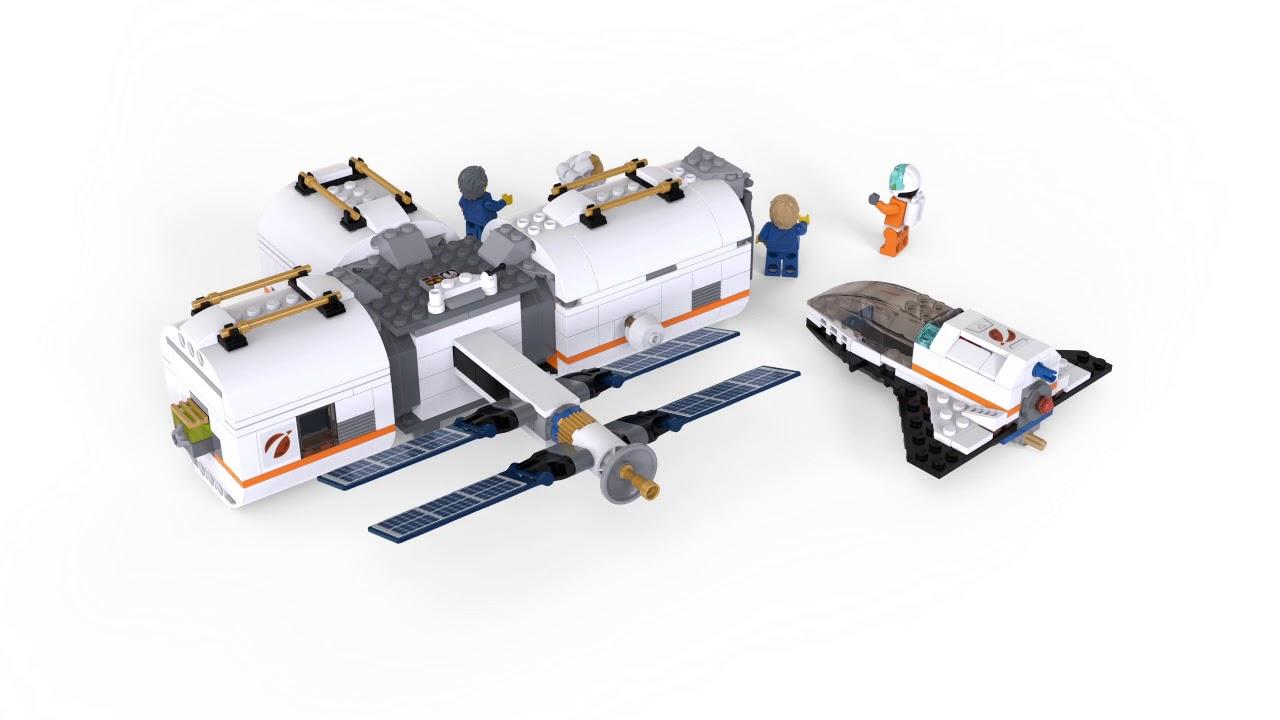 lego lunar space station amazon - photo #2