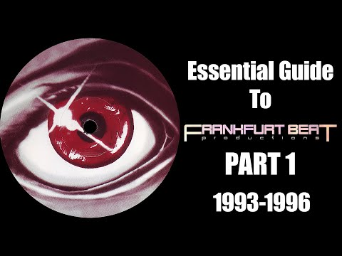 [Oldschool Trance] Essential Guide To Frankfurt Beat - Johan N. Lecander