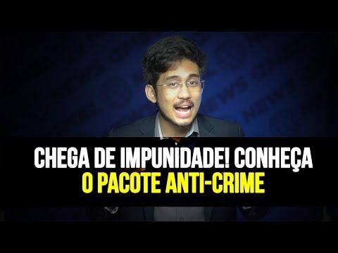 Chega de impunidade! Conheça o pacote anti-crime do MBL