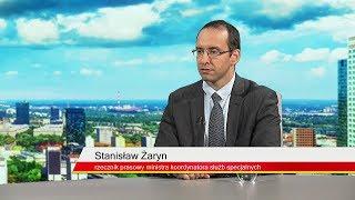 Stanisław Żaryn: Zagrożenie działaniami hybrydowymi będzie narastało wraz z rozwojem technologicznym