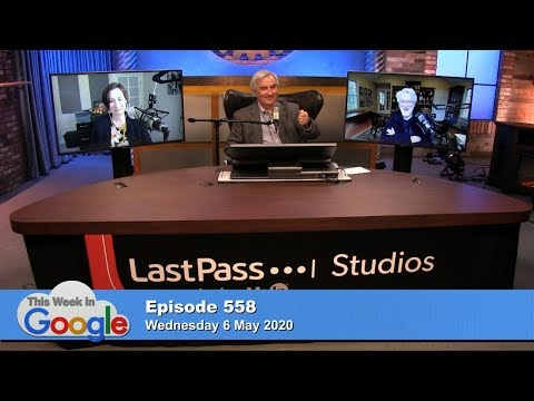 And the Bridge You Rode in On - This Week in Google 558