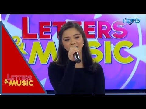 Joreen Bautista talks about her journey in latest Miss Saigon (NET25 LETTERS AND MUSIC)
