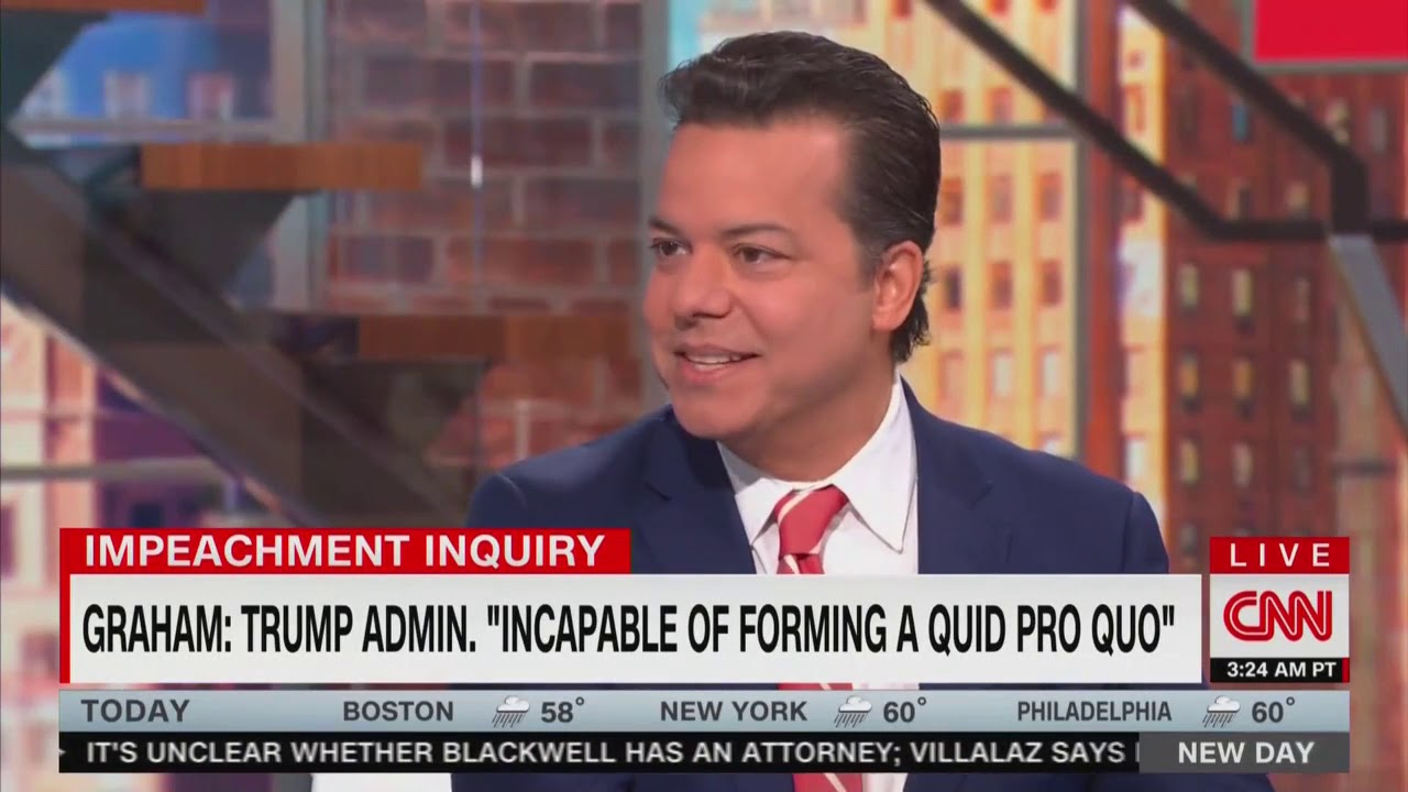 Download CNN's John Avlon: Lindsey Graham's Defense of Trump Is 'Stop Beating Up on the Baby!'
