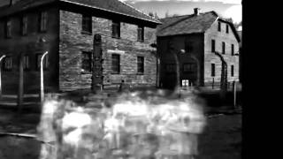 The Ghosts of Auschwitz and Birkenau, in Black and White by Cole Thompson