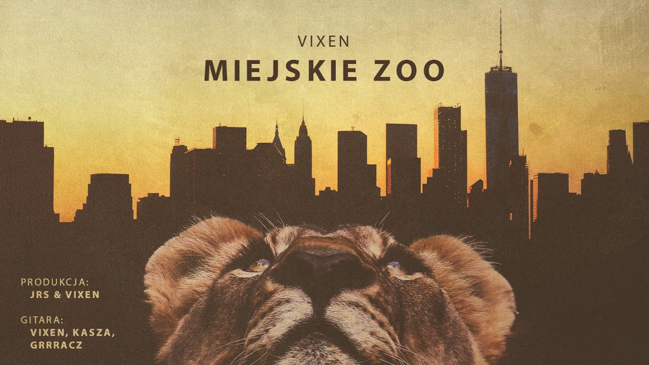 Vixen - Miejskie zoo (official audio) prod. JRS & Vixen | TO NIE VIXT4PE