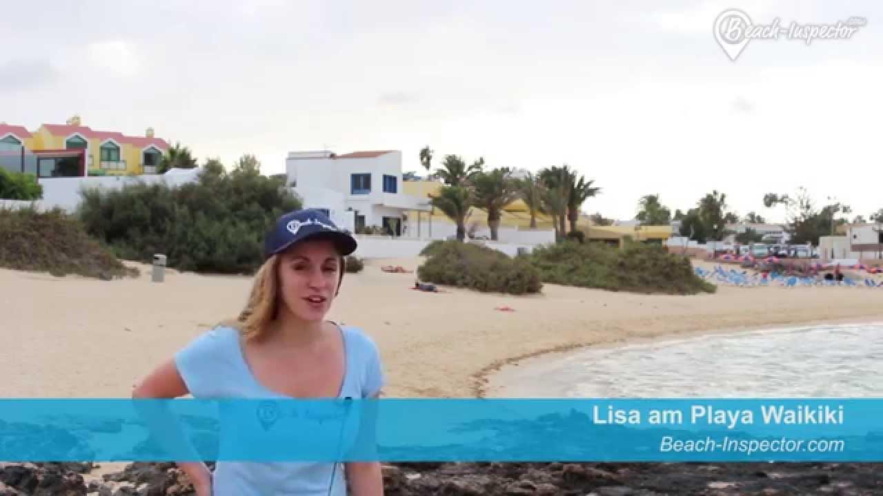 Strand Playa Waikiki | Reisen nach Fuerteventura